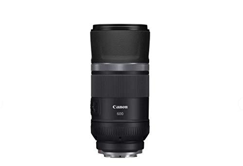 Canon Objektiv RF 600mm F11 IS STM - Supertele-Objektiv für EOS R Serie (Festbrennweite, 5-Stufen optischer Bildstabilisator, 930g, kompakt), schwarz