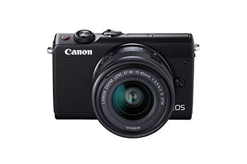 Canon EOS M100 + 15-45mm Objektiv