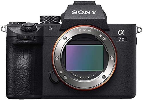 Sony A7 III Vollformatkamera