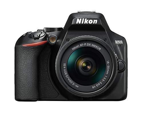 Nikon D3500 + 18-55mm Objektiv
