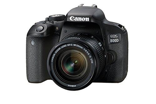 Canon EOS 800D + 18-55mm Objektiv