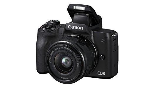 Canon EOS M50 + 15-45mm Objektiv