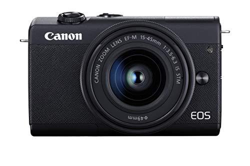 Canon EOS M200 + 15-45mm Objektiv