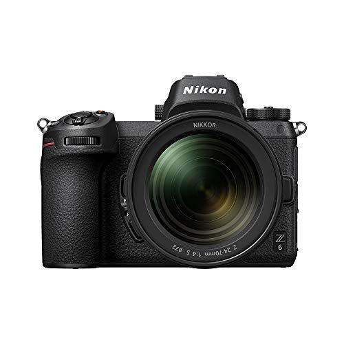 Nikon Z6 + 24-70mm Objektiv