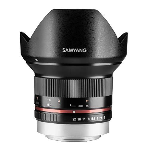 Samyang 12mm f/2.0 Weitwinkelobjektiv