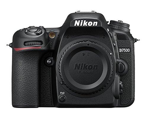 Nikon D7500 nur Gehäuse