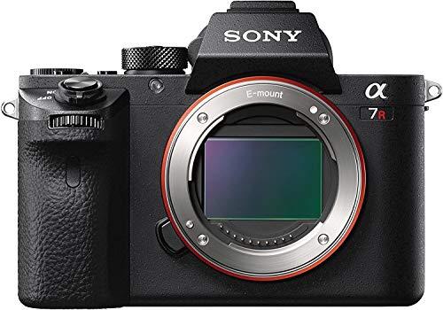 Sony Alpha 7 R II   Spiegellose Vollformat-Kamera ( 42,4 Mp, 0,02s AF, optische 5-Achsen-Bildstabilisierung im Gehäuse, 4K HLG Videoaufnahmen)