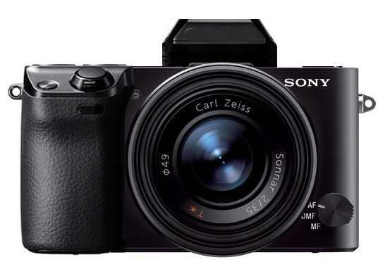 Sony A7 A7r NEX-FF