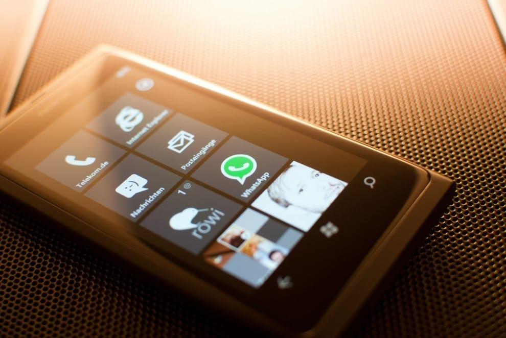 Nokia Lumia Smartphone-Kamera