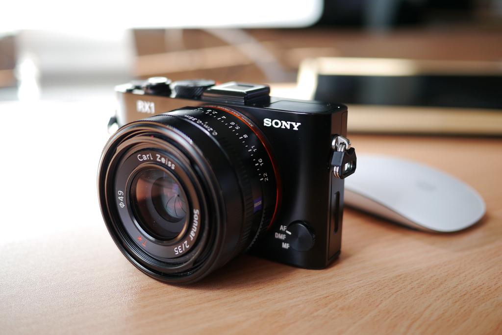Sony RX1 Carl Zeiss