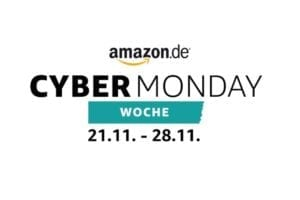 Amazon Cyber Monday Woche