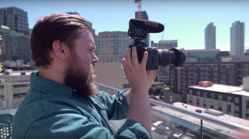Canon 5D Mark IV Video