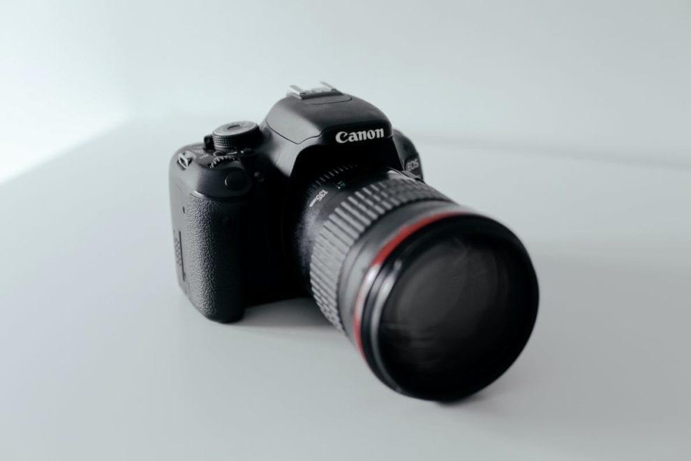 Canon Gewinnen
