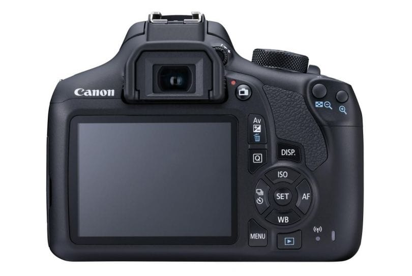 Canon EOS 1300D 2