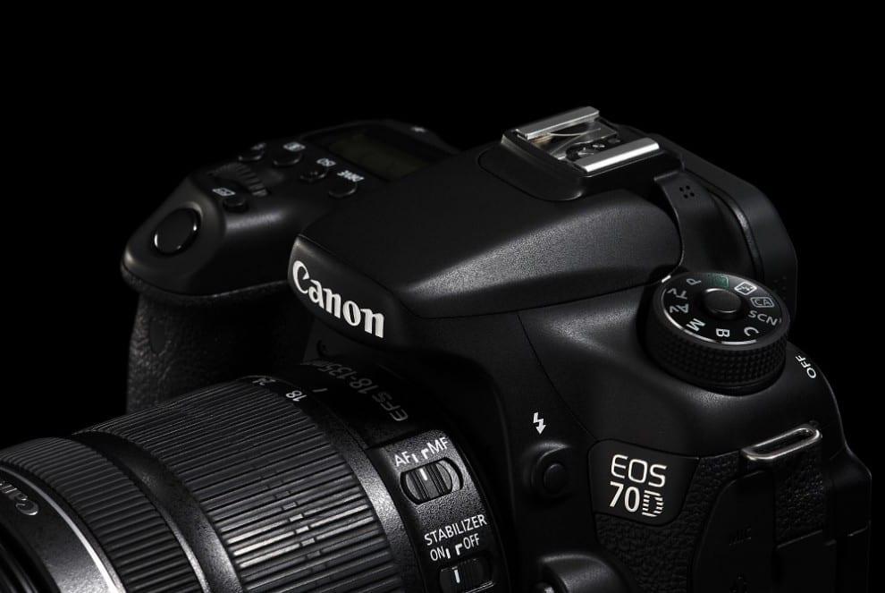 Der Dual Pixel AF der Canon 70D - eine der größten Innovationen der letzten Monate | © Canon