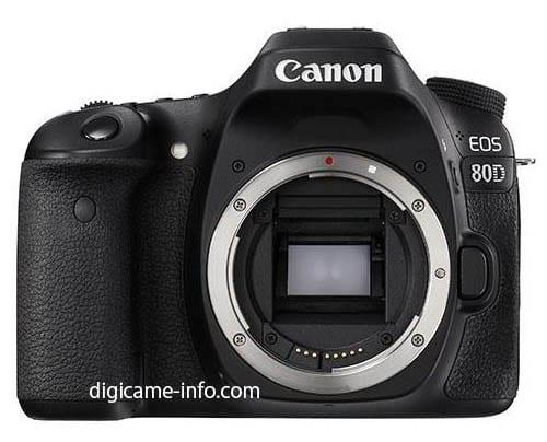 Canon EOS 80D Bild 1