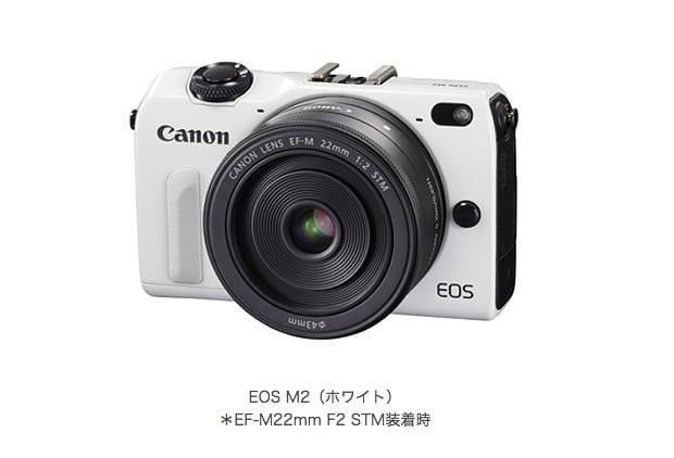 Canon EOS M2.1