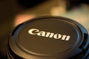 Canon Logo by Anthony Storo