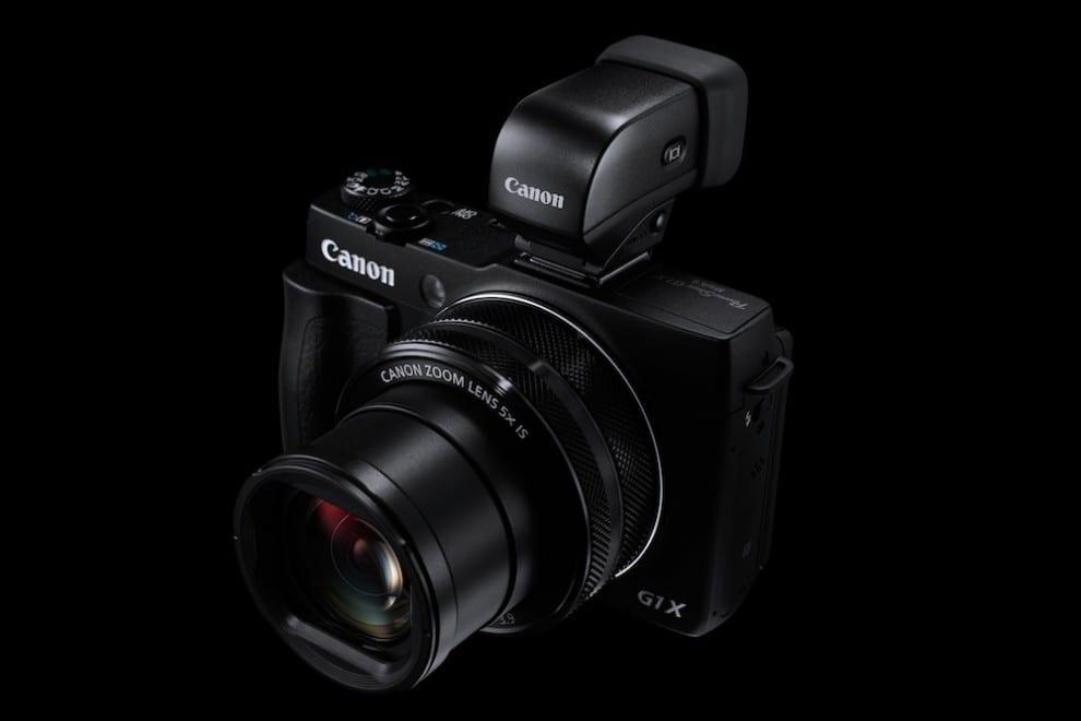 Canon PowerShot G1 X Mark II BEAUTY ACC EVF