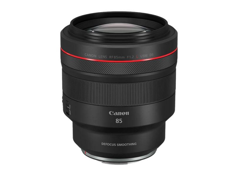 Canon kündigt 6 neue Objektive für die EOS R an | Photografix Magazin