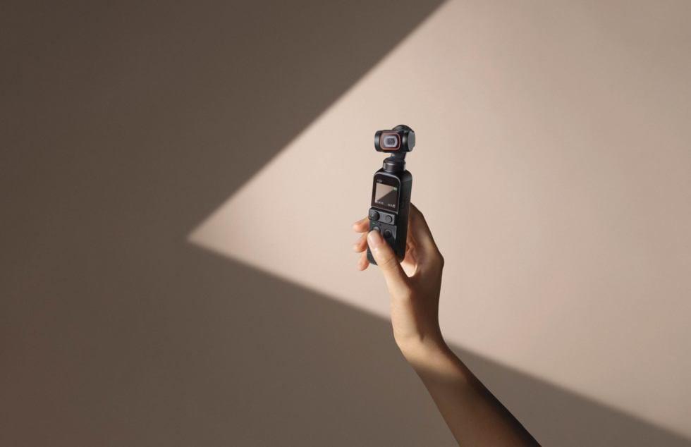 DJI Pocket 2: Neue Gimbal-Kamera offiziell vorgestellt   Photografix Magazin
