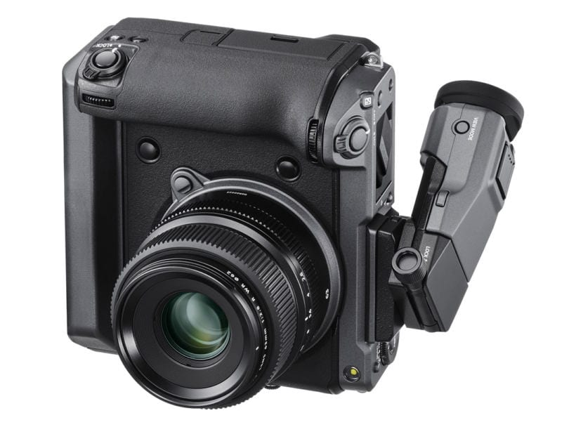 Fuji GFX 100 präsentiert, hebt Mittelformat auf neues Level | Photografix Magazin
