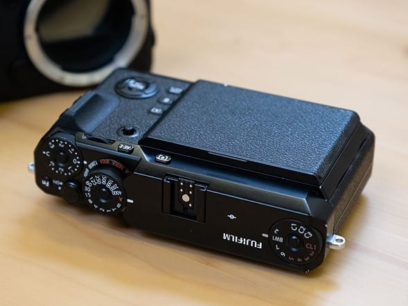 Fuji X-Pro3: Präsentation im Oktober, merkwürdiges Display geplant? | Photografix Magazin