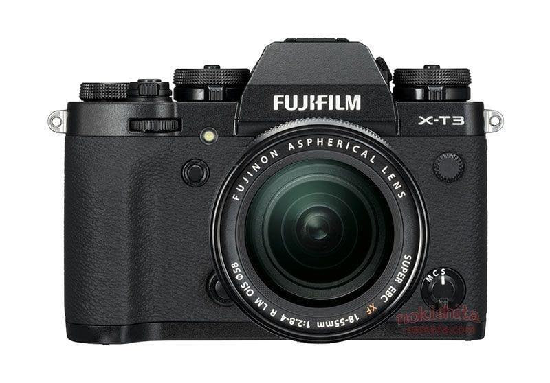 Fuji X-T3: Zahlreiche Pressebilder geleakt