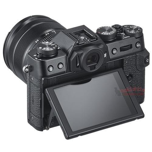 Fuji X-T30: Erste Bilder und Spezifikationen geleakt
