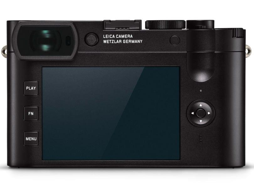 Leica Q2: Neue edle Vollformat-Kompaktkamera vorgestellt