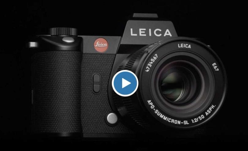 Erstes Bild der neuen Leica SL2 geleakt, 47 MP bestätigt | Photografix Magazin