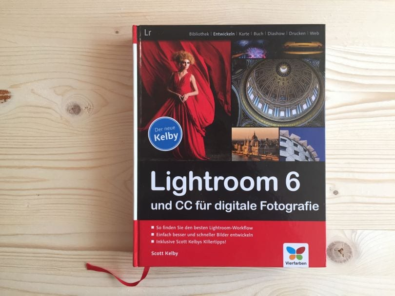 Lightroom Buch