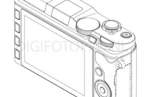 Nikon 1 V3 Patent 1