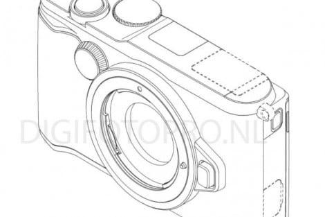 Nikon 1 V3 Patent 2