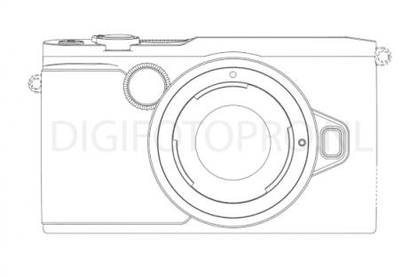 Nikon 1 V3 Patent 3