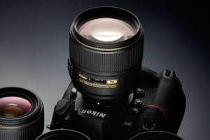 Nikon 105mm f1.4