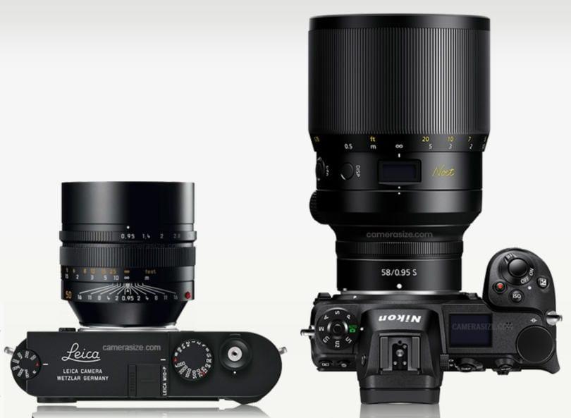 Das Nikon 58mm f/0.95 ist RIESIG – und überflüssig?