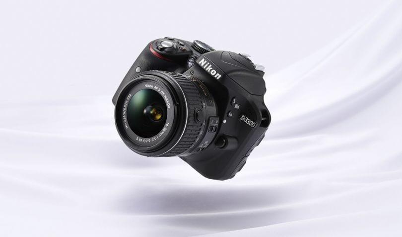 Nikon D3300 D3400