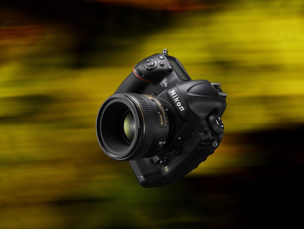 Die D4s wird wohl nicht mehr lange das Nikon Flaggschiff sein...