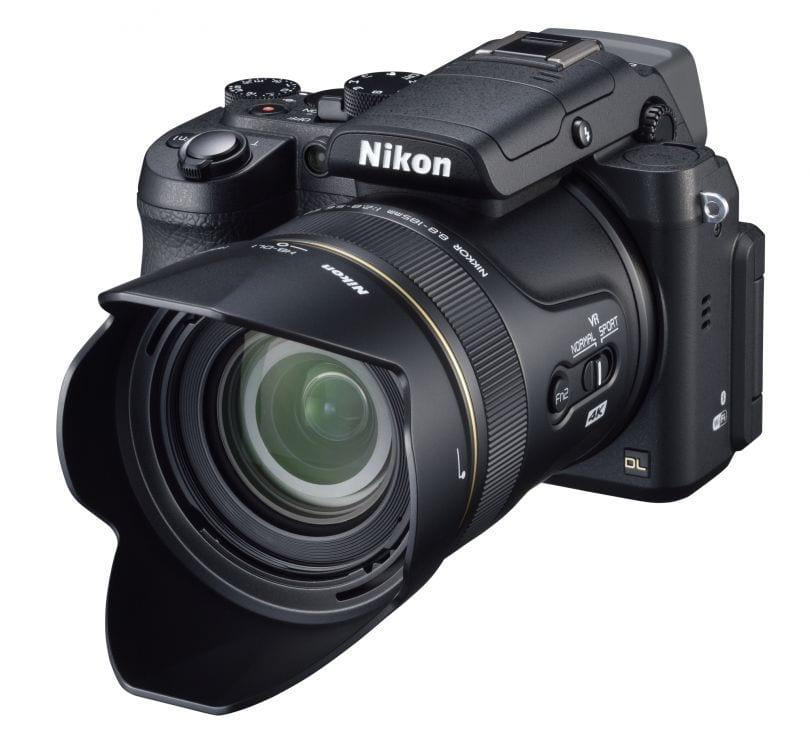 Nikon DL Bridgekamera
