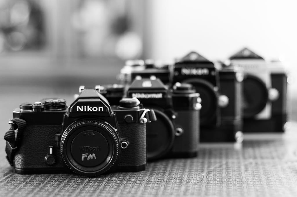Nikon Familie