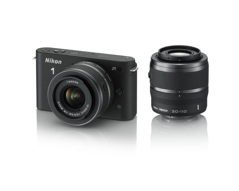 Die erste spiegellose Systemkamera von Nikon: die Nikon 1 J1!