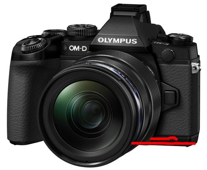 Olympus E-M1 geleaktes Bild 3