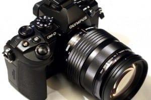 Olympus E-M1 geleaktes Bild