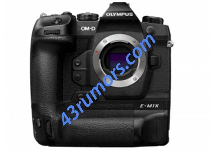 Olympus E-M1X: Neue Bilder geleakt, Preis bestätigt