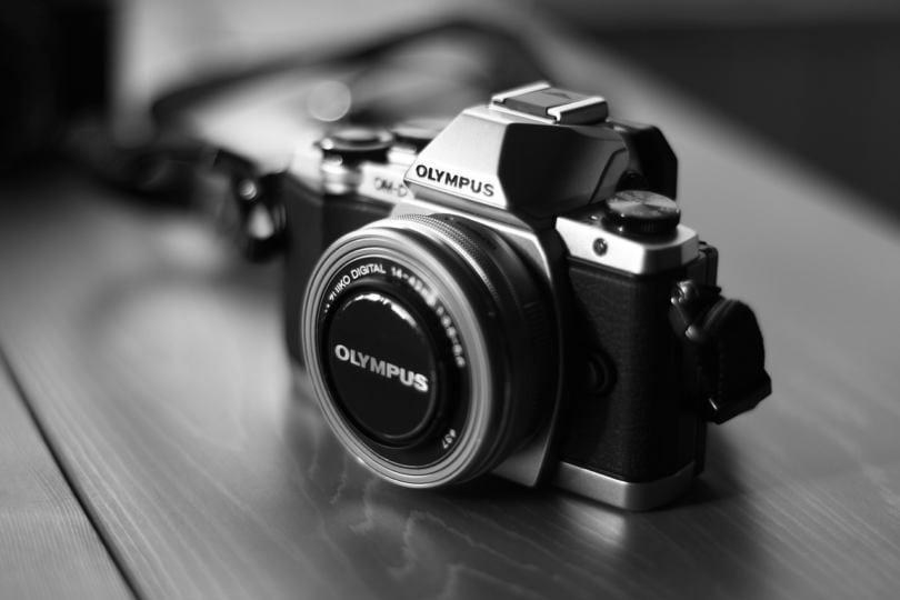 Image de couverture de Olympus Cameras: