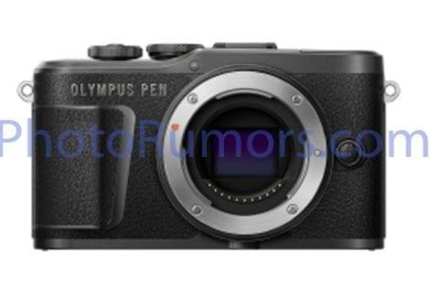 Olympus: Bilder der neuen E-PL10 aufgetaucht