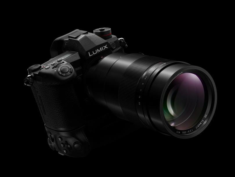 Panasonics Vollformat-DSLM nimmt Sony A9 & Nikon D850 ins Visier ...