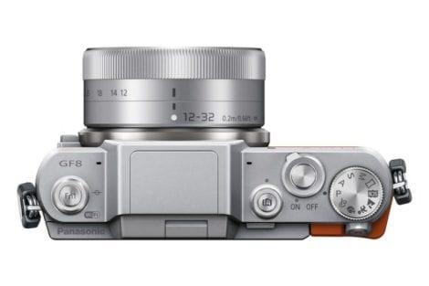 Panasonic GF8 1