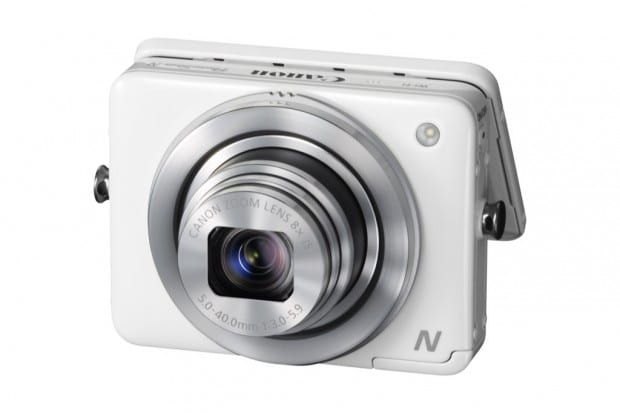 Canon PowerShot N Facebook Edition